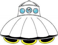 UFO1号機(ベルタイプ)