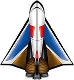 スペースシャトルタイプ宇宙船Bタイプ